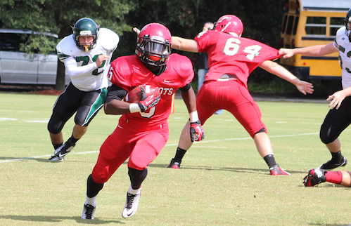 Robert Davis, CDS 2013 RB