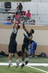 Durant's Steven Witchoskey at E7 on Sunday
