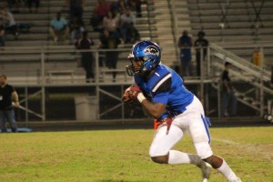 ARMWOOD'S DARRIAN MCNEAL