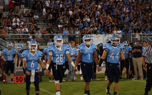 Newsome will need to play very strong to have a shot at a District Title.