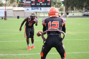 Led by Charles Harrison, Zephyrhills is trying to grab one of the two playoff spots in 5A-8.