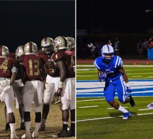Jesuit and Lake Gibson will both try to steal a win on the road this evening.