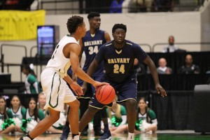 Tampa Catholic's woes from the three-point line and from the field ultimately doomed them from a State Championship.
